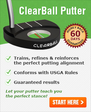clearball putter
